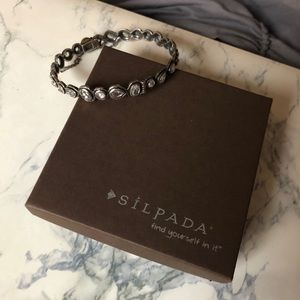 Silpada Brilliance Bangle